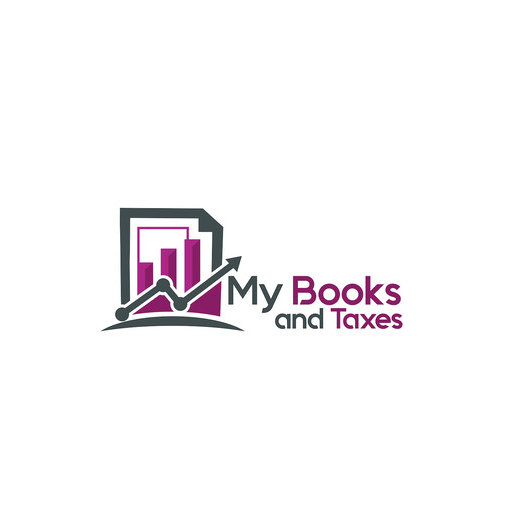 My Books and Taxes Logo