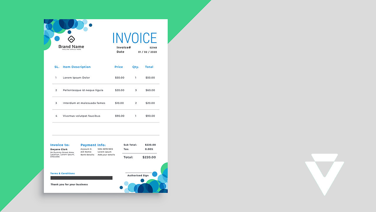 NEW: Line item extractions from receipts, bills & invoices