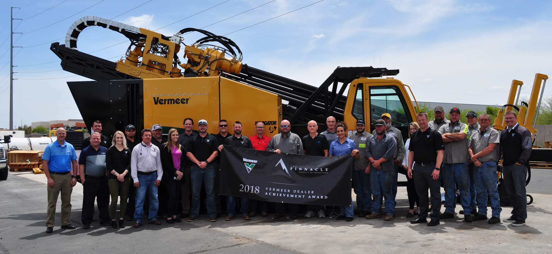 Case Study: Iconic Brand Vermeer Southwest Makes Game-Changing Move Toward Productivity