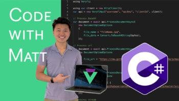 Code with Matt C# SDK
