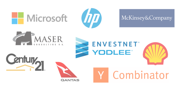 Veryfi is Trusted by Microsoft, HP, McKinsey&Company, Envestnet Yodlee, Master Consulting, Qantas, Century 21, Y Combinator, Shell and many more..