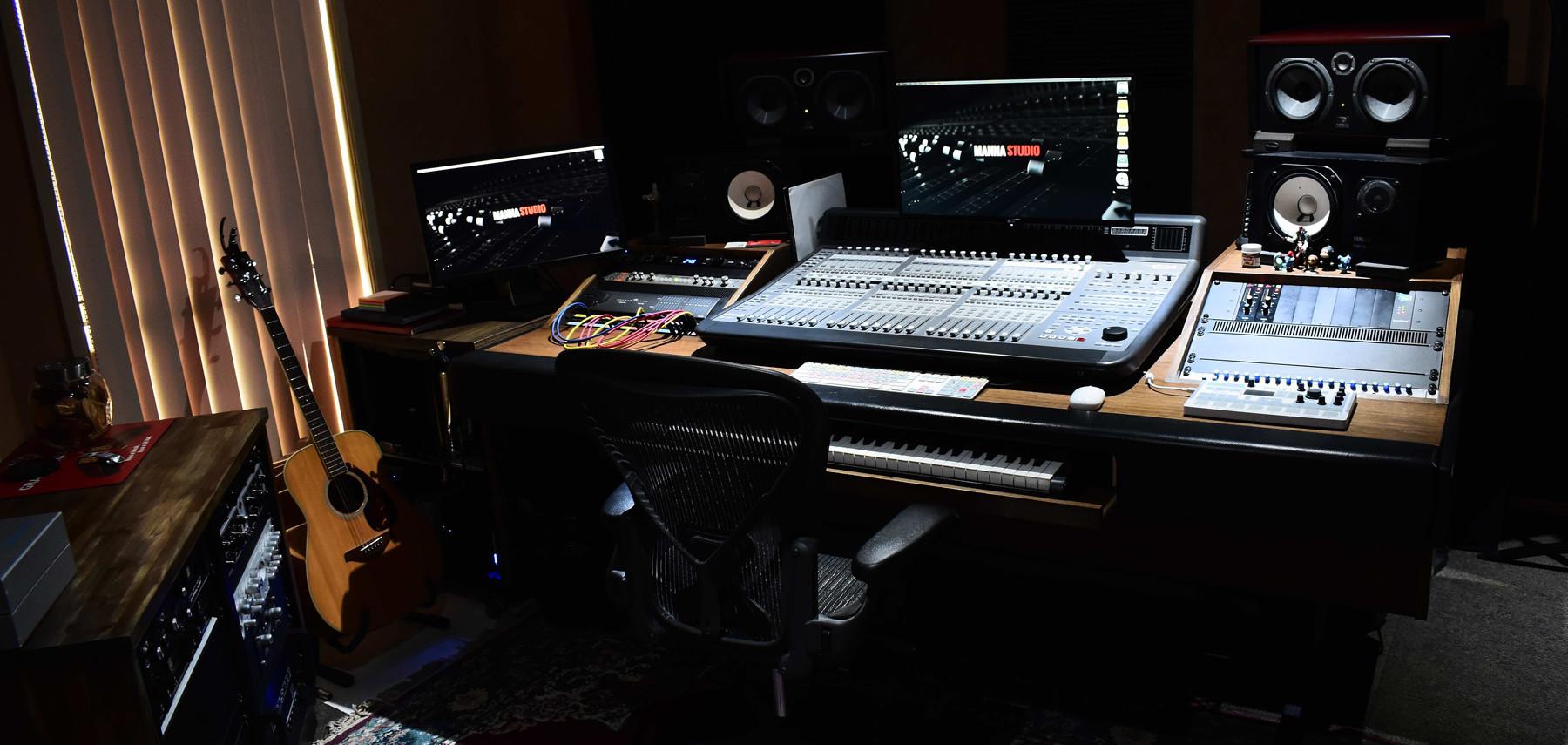 Manna Studio studio
