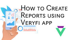 How to Create Reports using Veryfi Mobile App