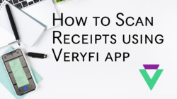 How to Scan & Process Receipts in Real-Time using Veryfi Mobile App