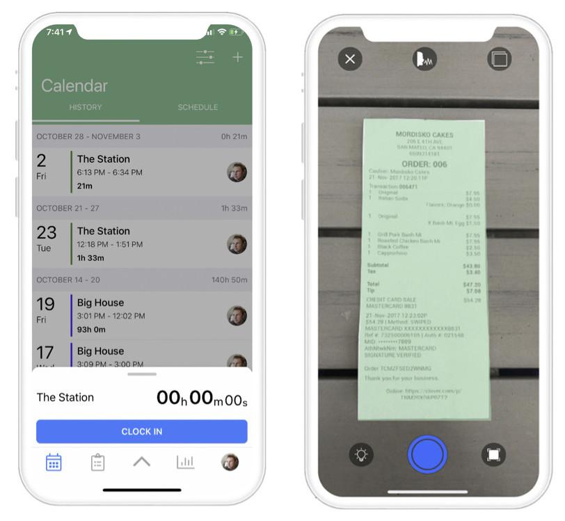 Sonim's Ultra-rugged smartphone XP8 running Veryfi's Field Intelligence Platform Software